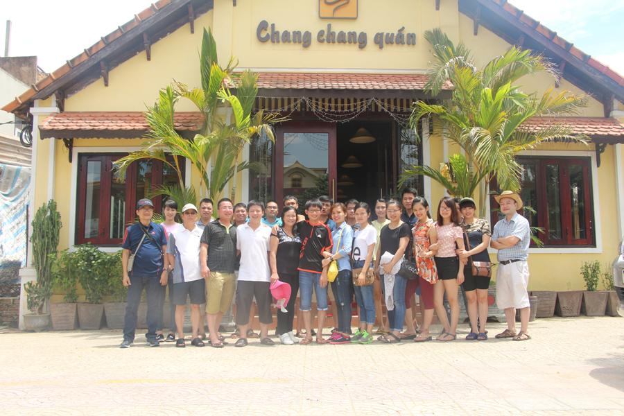 Du Lịch Hè 2015 - Phong Nha Kẻ Bàng - Biển Nhật Lệ