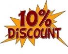 Chương trình khuyến mại giảm giá 10% các thiết bị  đo lường